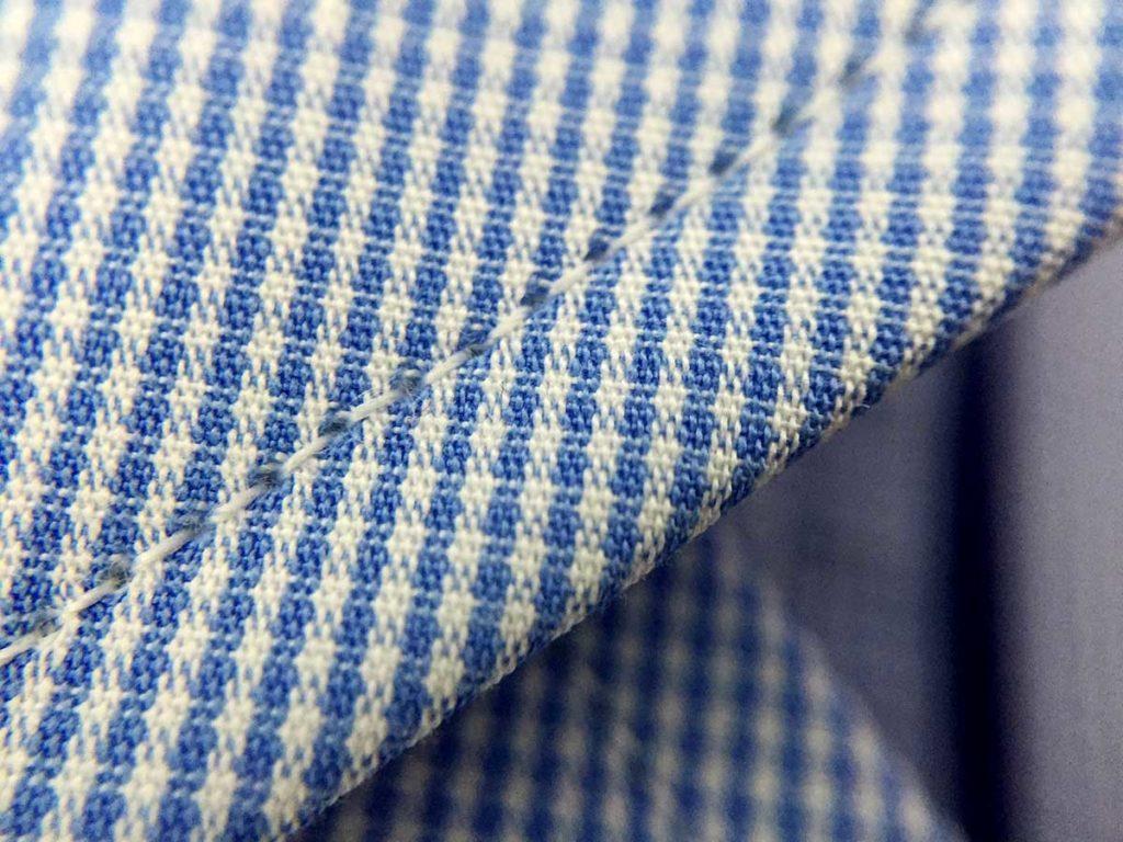 texture camicia uomo quadri ancona camerano Smeralda Marche