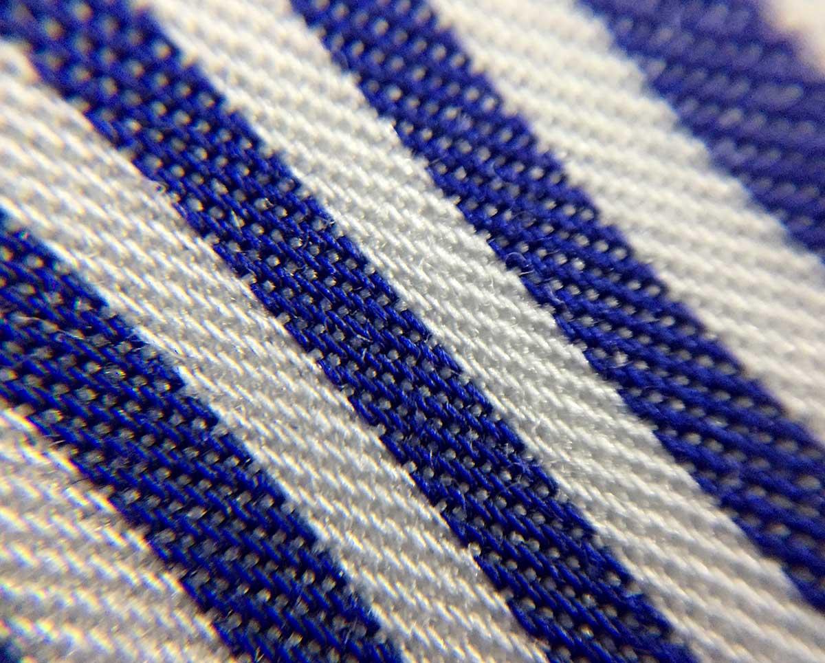 texture camicia righe cotone no stiro ancona camerano